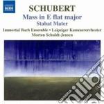 Schubert Franz - Messa N.6 D 950, Stabat Mater cd musicale di Franz Schubert