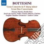 Concerto n.1, gran duo concertante, duo cd musicale di Giovanni Bottesini