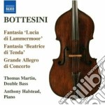 Fantasia sulla lucia di lammeromoor, ele cd musicale di Giovanni Bottesini