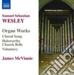 Samuel Sebastian Wesley - Opere Per Organo cd musicale di Wesley samuel sebast
