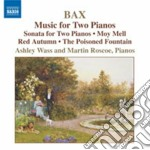 Musica per pianoforte (integrale), vol.4 cd musicale di Arnold Bax