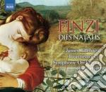 Dies natalis, farewell to arms, 2 sonnet cd musicale di Gerald Finzi