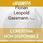 OUVERTURES DALLE OPERE                    cd musicale di GASSMANN FLORIAN LEO
