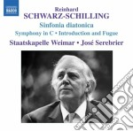 Sinfonia diatonica, sinfonia in do maggi cd musicale di Re Schwarz-schilling
