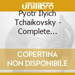 Complete songs 5 09 cd musicale di TCHAIKOVSKY