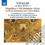 Magnificat rv 611, nisi dominus rv 608, cd musicale di Antonio Vivaldi