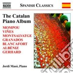 The catalan piano album cd musicale