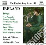 Songs (english song, vol.18) cd musicale di John Ireland