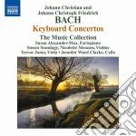 Bach Johann Christian - Concerti Per Tastiera C63 E C65 cd musicale di Bach johann christia