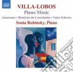 Opere per pianoforte (intergrale), vol.7 cd musicale di Villa lobos heitor