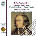 Opere per pianoforte (integrale), vol.26 cd musicale di Franz Liszt