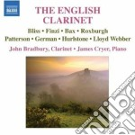 The english clarinet cd musicale
