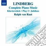 Musica per pianoforte cd musicale di Magnus Lindberg