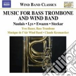 Musica per trombone basso e orchestra di cd musicale