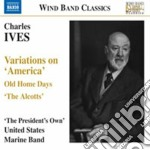 Variations on america, old home days, th cd musicale di Charles Ives