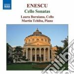 Sonate per violoncello cd musicale di George Enescu