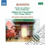 Opere per pianoforte (integrale), vol.1 cd musicale di Gioachino Rossini