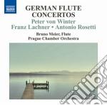 Von Winter Peter - Concerti Per Flauto N.1 E 2 cd musicale di Von winter peter