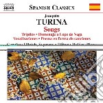 Liriche da camera cd musicale di Joaquin Turina
