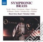 Symphonic brass cd musicale