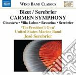 Carmen symphony (adattamento di j.serebr cd musicale di George Bizet