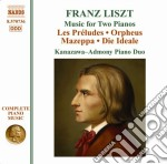 Opere per pianoforte (integrale), vol.29 cd musicale di Franz Liszt