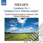 Nielsen Carl - Sinfonia N.1, N.6