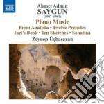 12 preludes on aksak rhythms cd musicale