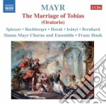 TOBIAE MATRIMONIUM (THE MARRIAGE OF TOBI  cd musicale di Simon Mayr