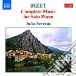 Opere per pianoforte (integrale) cd musicale di George Bizet