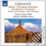 Opere per violino e pianoforte (integral cd musicale di Sarasate pablo de