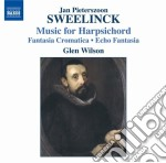 HARPSICHORD WORKS, FANTASIA CHROMATICA    cd musicale di SWEELINCK JAN PIETER