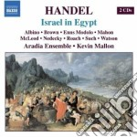 Israele in egitto cd musicale di Handel georg friedri