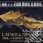 Musica da film cd musicale di Arthur Honegger