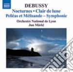 Musica per orchestra, vol.2 cd musicale di Claude Debussy