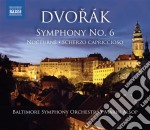 SINFONIA N.6 OP.60, SCHERZO CAPRICCIOSO,  cd musicale di Antonin Dvorak