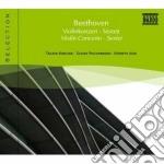 Concerto per violino op.61, sestetto op. cd musicale di Beethoven ludwig van