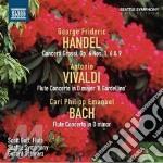 Three concerti grossi - hwv 319, hwv 324 cd musicale di Handel georg friedri