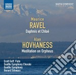 Daphnis et chlo� (balletto completo) cd musicale di Maurice Ravel