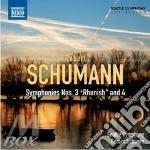 Sinfonia n.3 op.97 'renana', sinfonia n. cd musicale di Robert Schumann