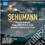 Manfred op.115 (overture), concerto per cd musicale di Robert Schumann