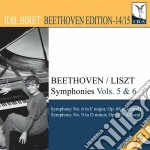 Beethoven edition 14/15 cd musicale di Beethoven ludwig van