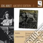Gaspard de la nuit cd musicale di Maurice Ravel