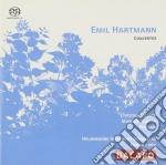 Concerti cd musicale di Emil Hartmann