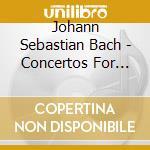 CONCERTI PER CLAVICEMBALO BWV 9729-987    cd musicale di Johann Sebastian Bach