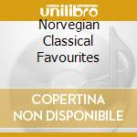 Norwegian classical favourites 2 cd musicale di ARTISTI VARI