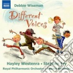 Different voices cd musicale di Debbie Wiseman