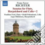 Sonate per flauto (integrale), vol.2 cd musicale di Sviatoslav Richter