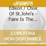 Faire is the heaven-a.v. cd musicale di ARTISTI VARI