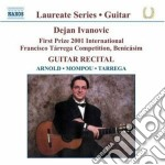 Guitar Recital Di Dejan Ivanovic - Laureate Series cd musicale